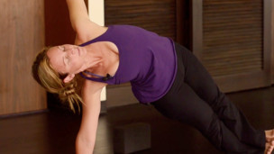 Thumbnail image for Vasisthasana: Intermediate Practice