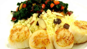 Thumbnail image for Seared Scallops