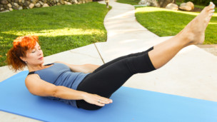Full-Body Mat Pilates Workout