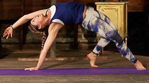 Thumbnail image for Vinyasa for the Mid Back