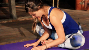 Thumbnail image for Vinyasa for Hips & Back