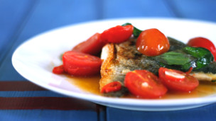 Thumbnail image for Sea Bream al Aqua Pazzo