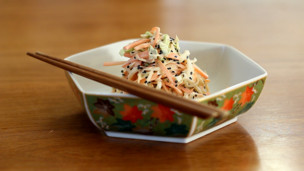 Thumbnail image for Japanese Coleslaw