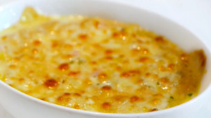 Thumbnail image for Five-Cheese Macaroni