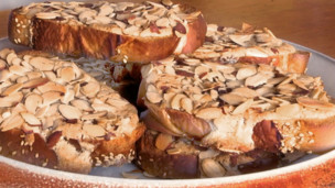 French Almond Bread