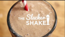 The Slacker Shake -  a.k.a Best Milkshake Recipe EVER.
