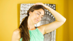 Thumbnail image for Chair Yoga: Neck and Shoulders