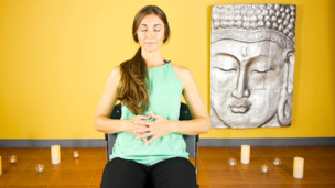 Thumbnail image for Chair Yoga: Guided Rest and Relaxation