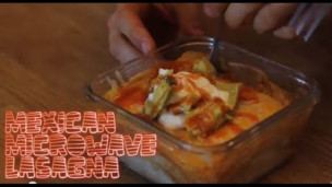 Thumbnail image for Microwave Mexican Lasagna