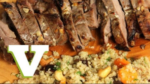 Thumbnail image for Honey Baked Leg Of Lamb
