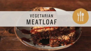 Thumbnail image for Vegetarian Meatloaf