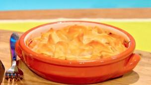 Moroccan Chicken Pot Pies