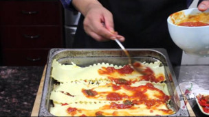 Best Homemade Vegetarian Lasagna