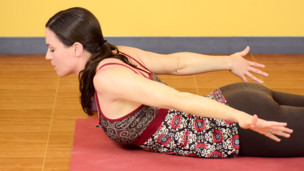 Thumbnail image for Gentle Backbends for Beginners