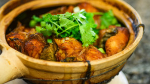 Vietnamese Clay Pot Fish