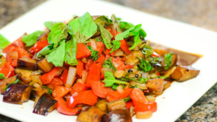 Thumbnail image for Spicy Eggplant Stir-Fry
