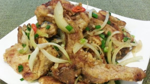 Thumbnail image for Pan-Fried Pork Chop With Spicy Salt