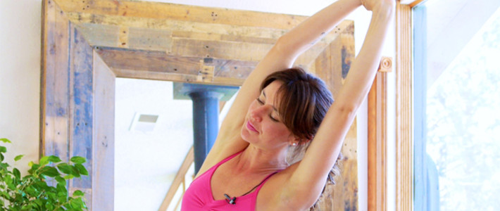 At Home Yoga Retreat