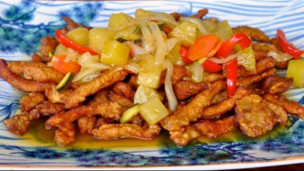 Thumbnail image for Delicious Sweet and Sour Pork