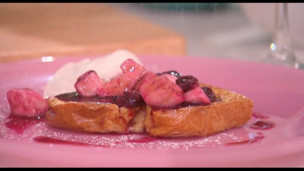 Thumbnail image for Blueberry and Banana French Toast