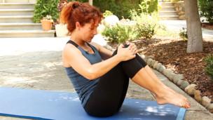 Thumbnail image for Beginner Pilates Mat Class