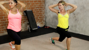 Thumbnail image for Total Body Blast - 20 Minute Intense Cardio