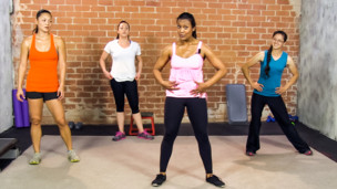 Circuit Training Workout: Lower Body