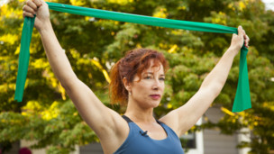 Thumbnail image for Pilates Resistance Band Workout