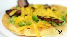 Bacon Jalapeño Cheddar Waffle Recipe