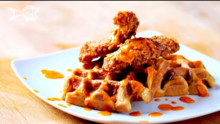 Chicken and Waffles with The Brothers Green