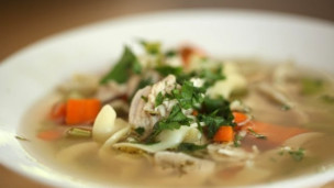 Beth's Chicken Noodle Soup