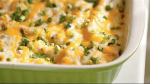 Thumbnail image for Cheesy Chicken Enchilada