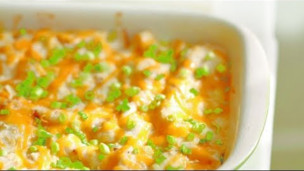 Thumbnail image for Light Chicken Enchilada