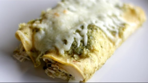 Thumbnail image for How to Make Chicken Enchiladas