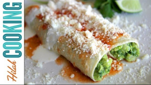 Thumbnail image for Vegetarian Enchilada