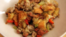 Homemade Sausage Stuffing