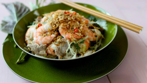 Thumbnail image for Green Papaya Salad
