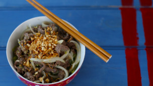Thumbnail image for Lemongrass Beef Vermicelli