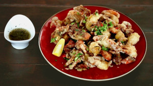 Thumbnail image for Chili-Salted Soft Shell Crab