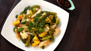 Thumbnail image for Squid & Pineapple Stir Fry