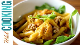 Thumbnail image for Vegetarian Pumpkin Penne Pasta