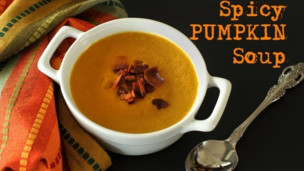 Thumbnail image for Spicy Pumpkin Soup