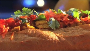 Thumbnail image for Sweet & Spicy Turkey Sandwich