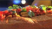 Sweet & Spicy Turkey Sandwich