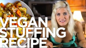 Thumbnail image for Vegan Stuffing Recipe - Gluten Free!