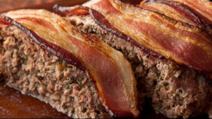 Thumbnail image for Easy, Cheesy Bacon Meatloaf