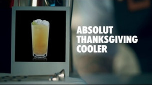Thumbnail image for ABSOLUT THANKSGIVING COOLER