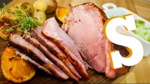 Thumbnail image for Orange Glazed Ham