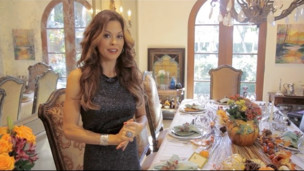 Thumbnail image for Brooke Burke's Holiday Table - Thanksgiving