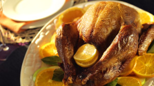 Thumbnail image for Orange Zest & Sage Turkey